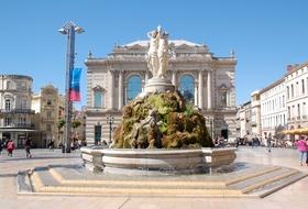 Parques de estacionamento no Montpellier centro da cidade - Reserve ao melhor preço