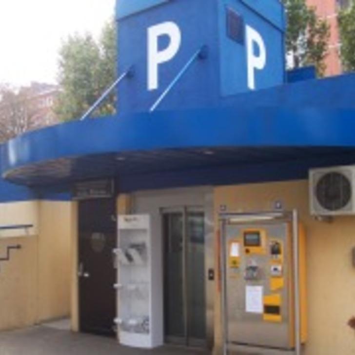 INDIGO PORTE DE SAINT-OUEN Openbare Parking (Overdekt) Paris
