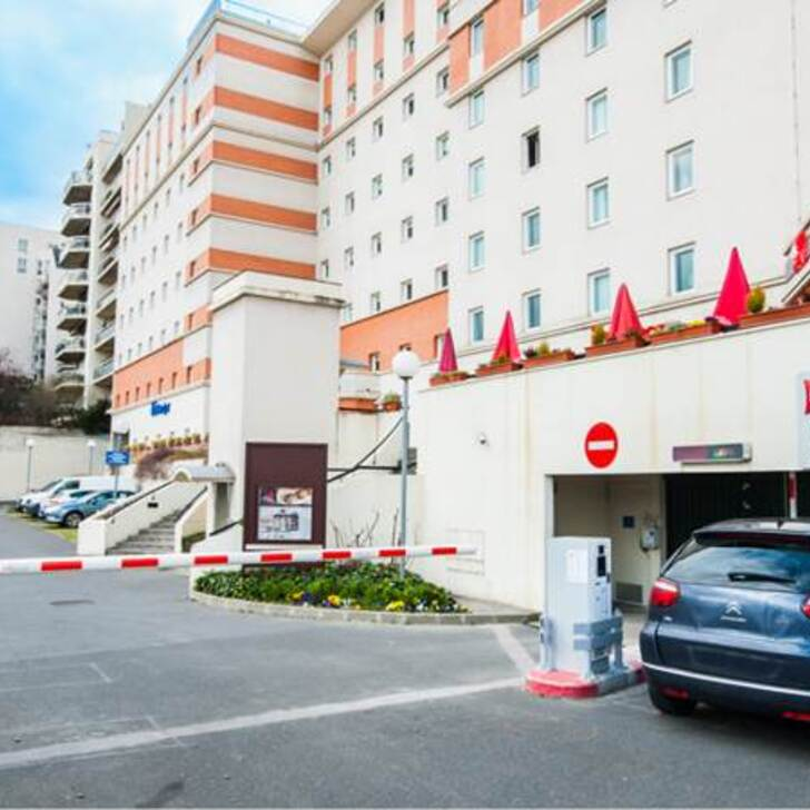 IBIS PARIS LA DÉFENSE COURBEVOIE Hotel Parking (Overdekt) Courbevoie