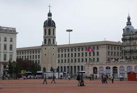 Parcheggio 2 ° arrondissement a Lione: prezzi e abbonamenti - Parcheggio di distretto | Onepark