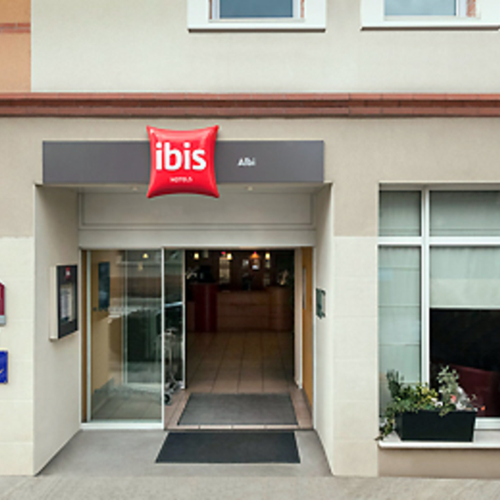 Hotel Parkhaus IBIS BUDGET ALBI CENTRE (Überdacht) Albi