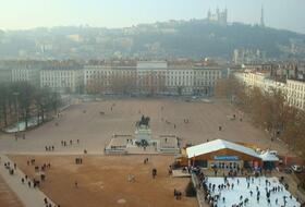 Bellecour car parks in Lyon - Book at the best price