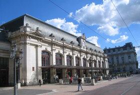 Parques de estacionamento Estação Bordeaux Saint-Jean em Bordeaux - Reserve ao melhor preço