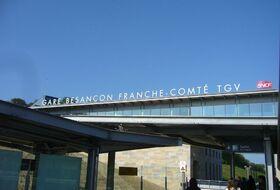 Parcheggi Stazione di Besançon TGV a Auxon - Prenota al miglior prezzo