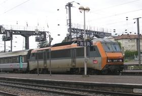 Parkings Gare de Besançon Viotte à Besançon - Réservez au meilleur prix