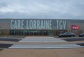 Parkhaus Lorraine TGV : Preise und Angebote - Parken am Bahnhof | Onepark