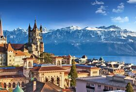 Car parks in Lausanne - Book at the best price