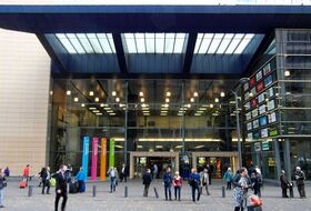 Station Brussels-Midi car parks in Bruxelles - Book at the best price