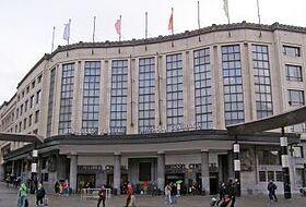 Parkings Gare de Bruxelles-Central à Bruxelles - Réservez au meilleur prix