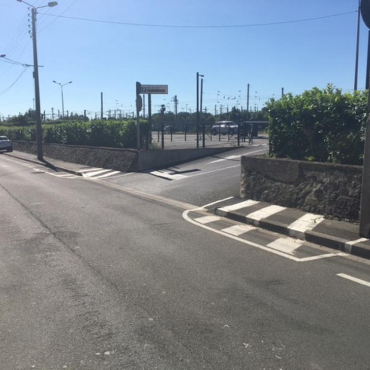 EFFIA GARE DE LENS Officiële Parking (Exterieur) Lens