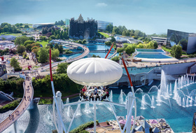 Futuroscope car parks in Poitiers - Book at the best price
