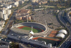 Porte d'Italie - Charléty Stadium car parks in Paris - Ideal for matches and concerts