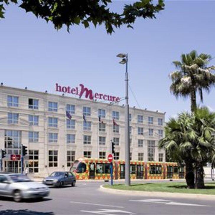 Parking Hôtel MERCURE MONTPELLIER CENTRE ANTIGONE (Couvert) Montpellier