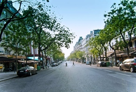 Grands Boulevards car parks in Paris - Book at the best price