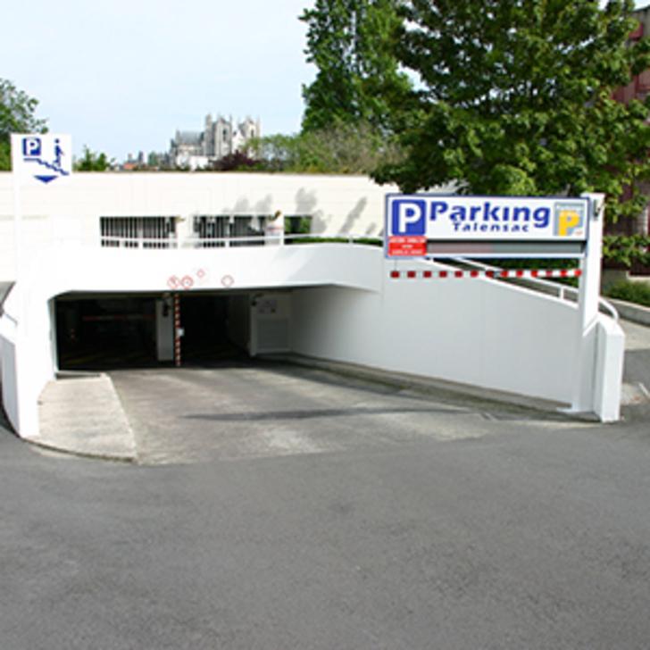 Parcheggio Pubblico NGE TALENSAC (Coperto) Nantes