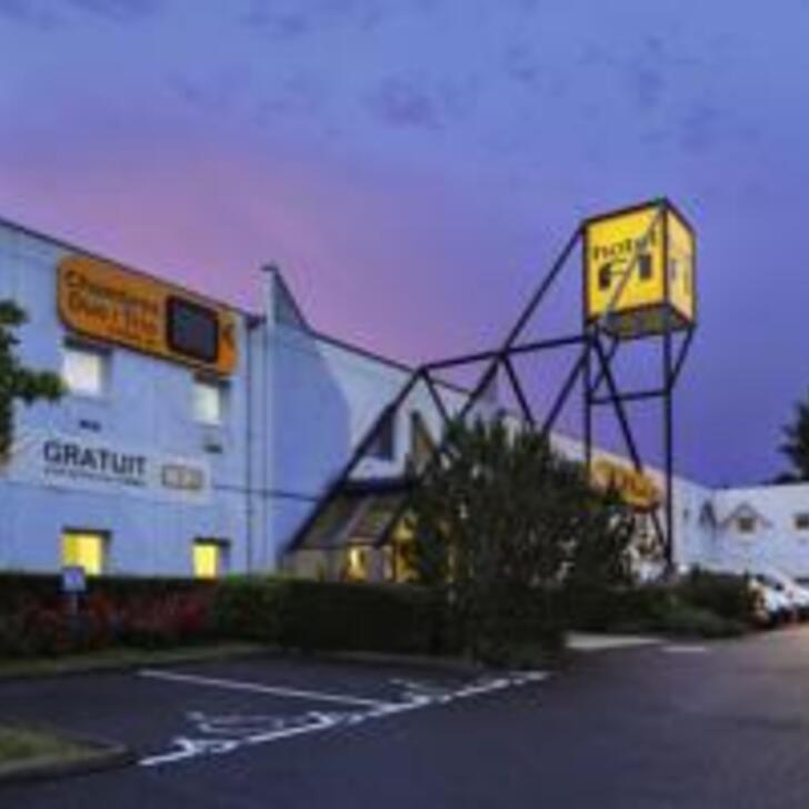 HOTELF1 LILLE MÉTROPOLE Hotel Parking (Exterieur) Mons-en-Baroeul
