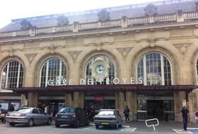 Parkings Gare de Troyes à Troyes - Réservez au meilleur prix