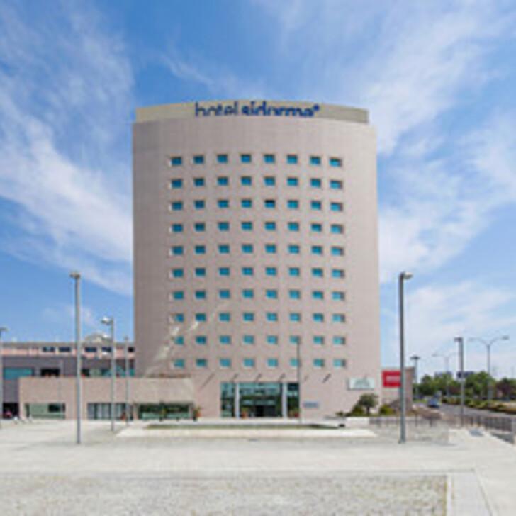 B&B HOTEL MADRID AEROPUERTO T4 Hotel Parking (Overdekt) San Sebastián de los Reyes