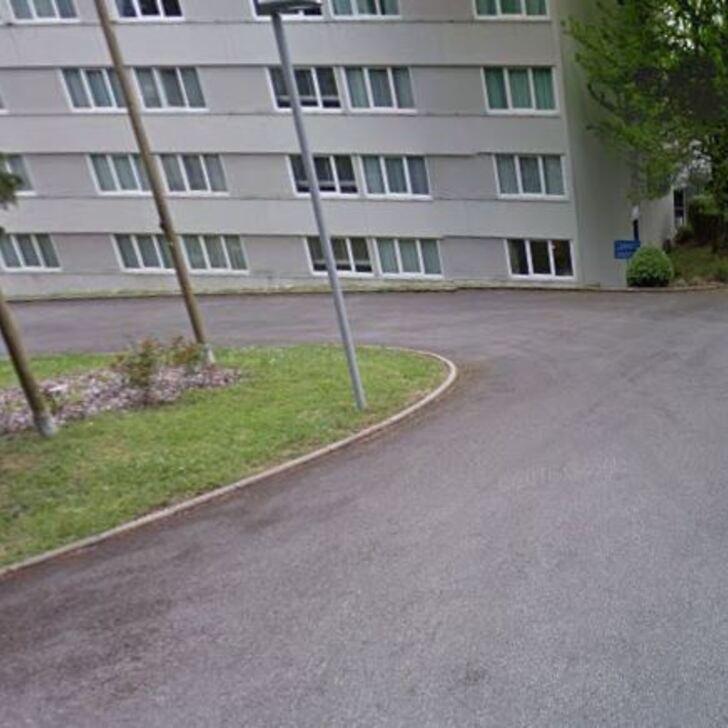 Parking Hôtel NOVOTEL LIMOGES LE LAC (Extérieur) Limoges