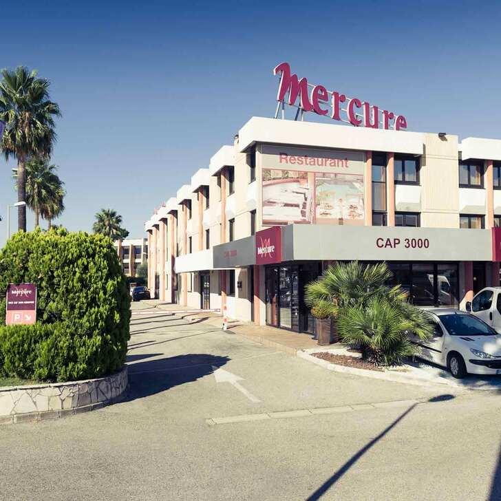 MERCURE NICE CAP 3000 AÉROPORT Hotel Parking (Overdekt) Saint-Laurent-du-Var