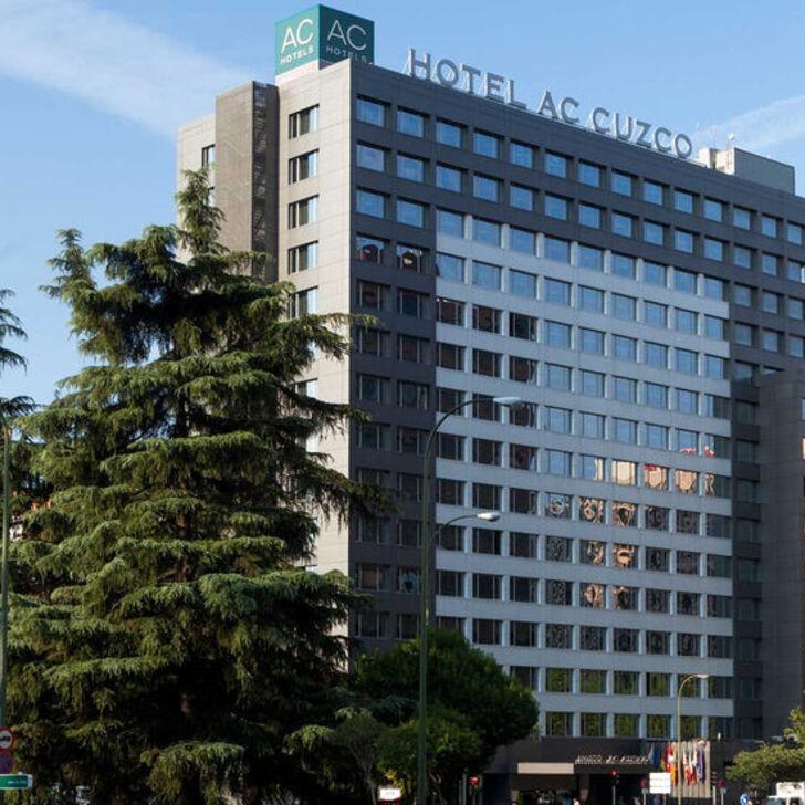 Parcheggio Hotel AC HOTEL BY MARRIOTT CUZCO (Coperto) Madrid