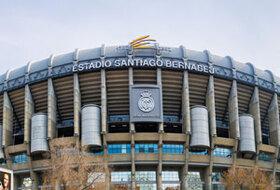 Parcheggi Stadio Santiago Bernabeu a Madrid - Ideale per partite e concerti