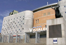 Palacio Vistalegre car parks in Madrid - Book at the best price