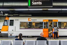 Parkings Estación de Sants en Barcelona - Reserva al mejor precio
