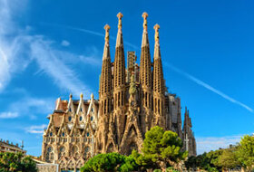 Sagrada Familia car parks in Barcelona - Book at the best price