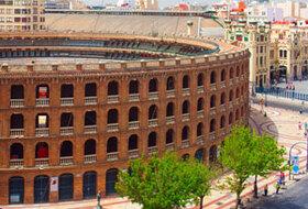 Parques de estacionamento Praça de touros de Valência em Valencia - Reserve ao melhor preço