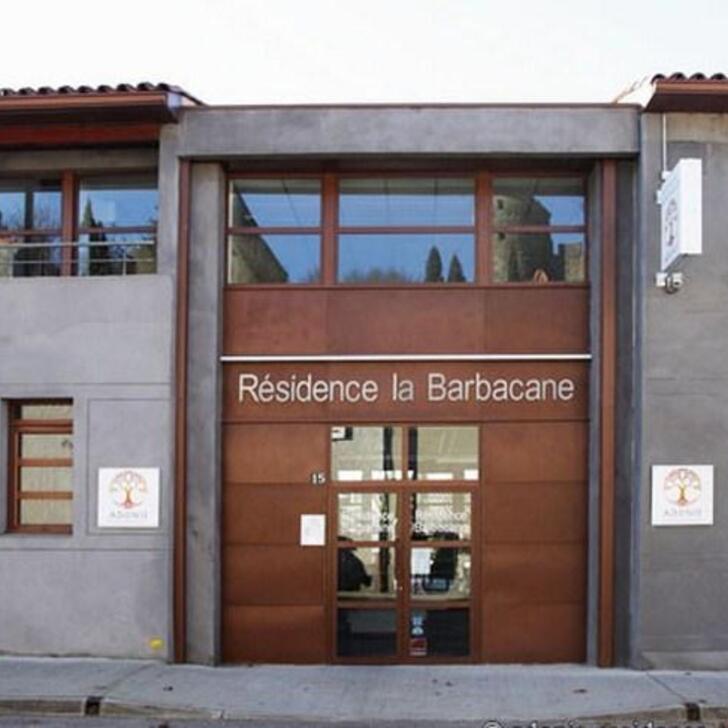 Parcheggio Hotel ADONIS CARCASSONNE - RÉSIDENCE LA BARBACANE (Coperto) Carcassonne