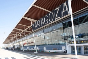 Zaragoza Airport car parks - Book at the best price