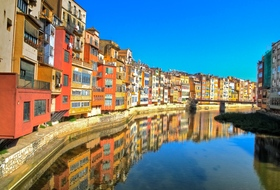 Girona car park: prices and subscriptions - City car park | Onepark