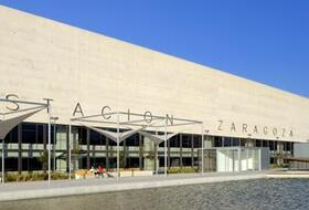 Gare de Saragosse-Delicias car parks in Zaragoza - Book at the best price