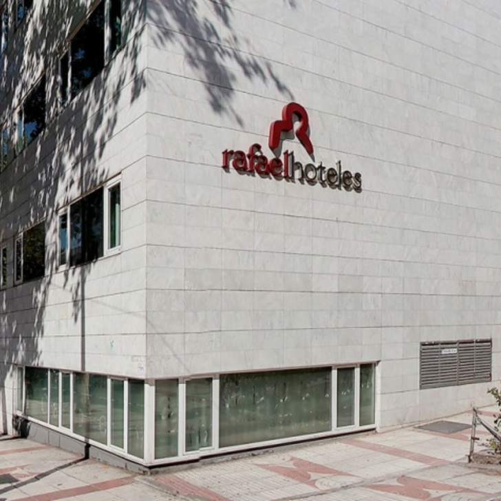 RAFAELHOTELES VENTAS Hotel Parking (Overdekt) Madrid