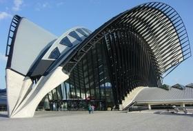 Parkplätze Flughafen Lyon Saint-Exupéry - Buchen Sie zum besten Preis