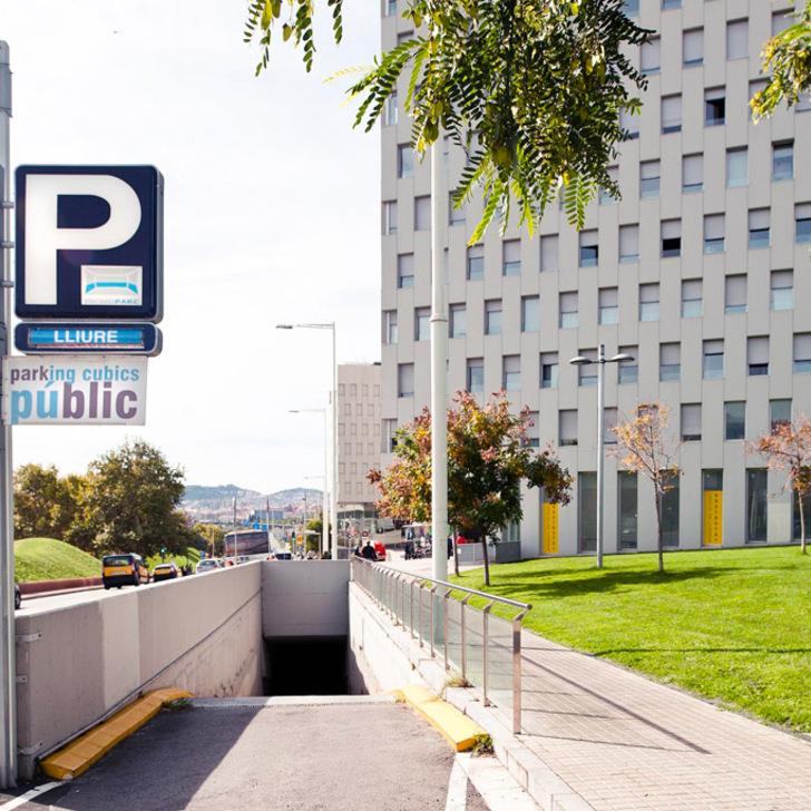 Parking Public PROMOPARC CUBICS (Couvert) Santa Coloma de Gramenet