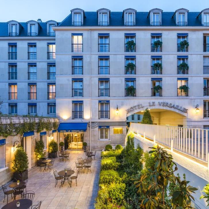 Parcheggio Hotel LE VERSAILLES (Coperto) Versailles