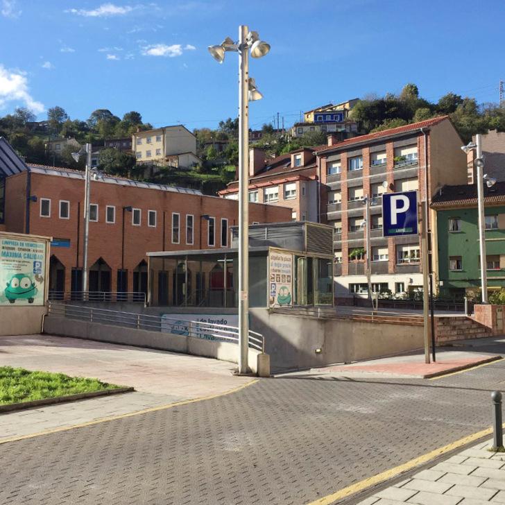 Parking Público PROMOPARC PLAZA ZUCO (Cubierto) Langreo