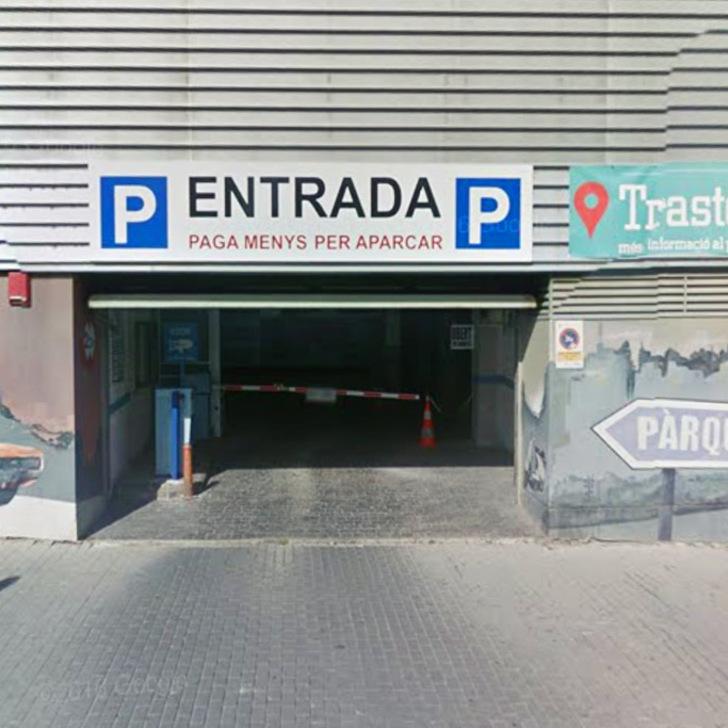 PROMOPARC AUDITORI LLEIDA Public Car Park (Covered) Lleida
