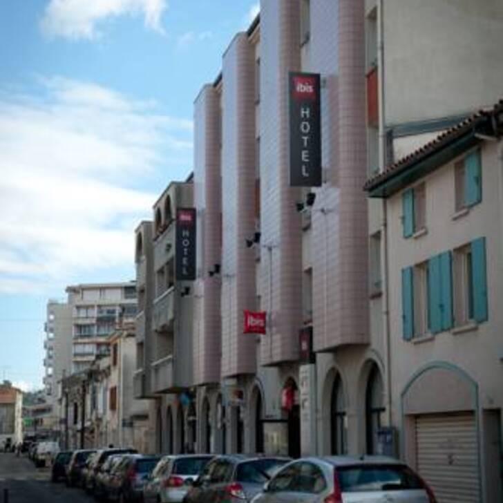 Parking Hotel IBIS AGEN CENTRE (Exterior) Agen