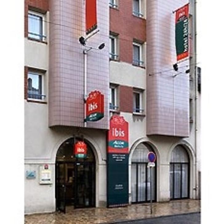 Parking Hotel IBIS AGEN CENTRE (Cubierto) Agen