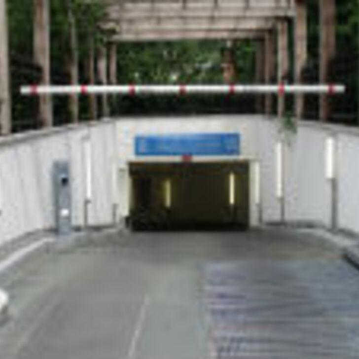 Parking Public LEVAPARC JULES GUESDE (Couvert)  Levallois