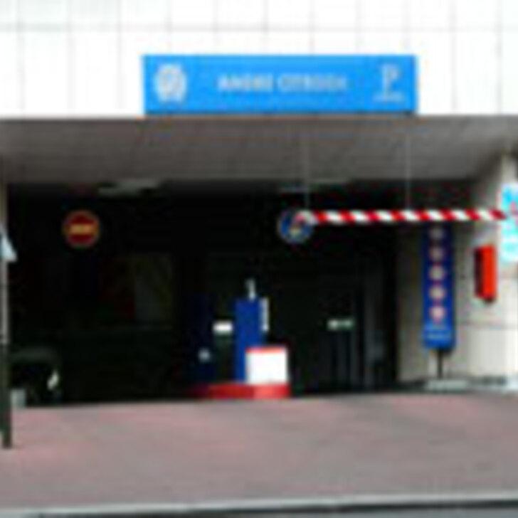 Parking Public LEVAPARC ANDRÉ CITROËN (Couvert) Levallois