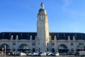 Parques de estacionamento Estação La Rochelle em La Rochelle - Reserve ao melhor preço