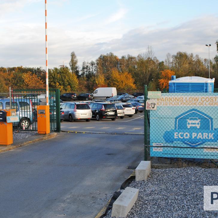 Discount Parkhaus ECOPARK (Extern) Fleurus