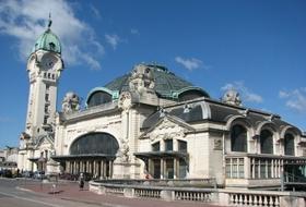 Parkings Gare de Limoges-Bénédictins à Limoges - Réservez au meilleur prix
