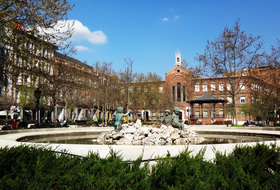 Parkings District de Chamberí à Madrid - Réservez au meilleur prix