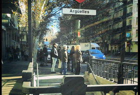 District of Argüelles car park in Madrid: prices and subscriptions - Neighborhood car park | Onepark