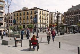 Parkings Le quartier de Salamanca à Madrid - Réservez au meilleur prix